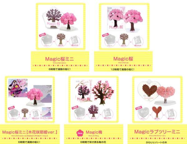 Magic桜シリーズ 画像