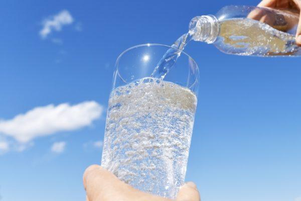 炭酸水 写真2
