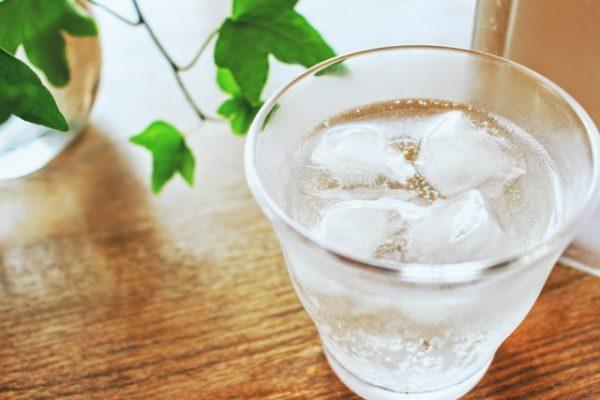 炭酸水 写真3