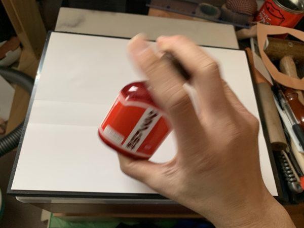 染色方法 写真1