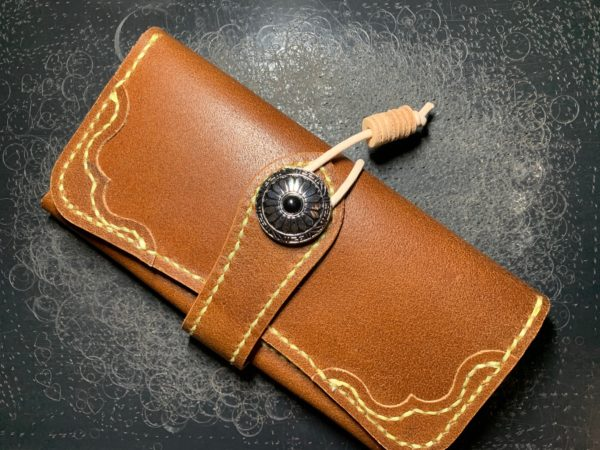 サンプル用 長財布 写真1