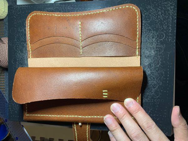 サンプル用 長財布 写真3