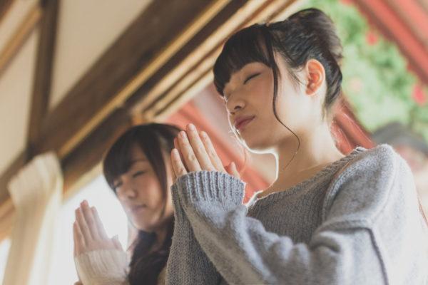 祈り 写真