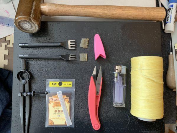 手縫い道具 写真