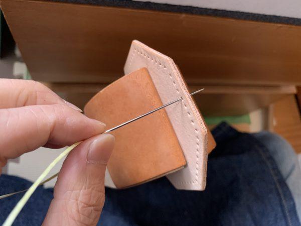 手縫い やり方 写真4