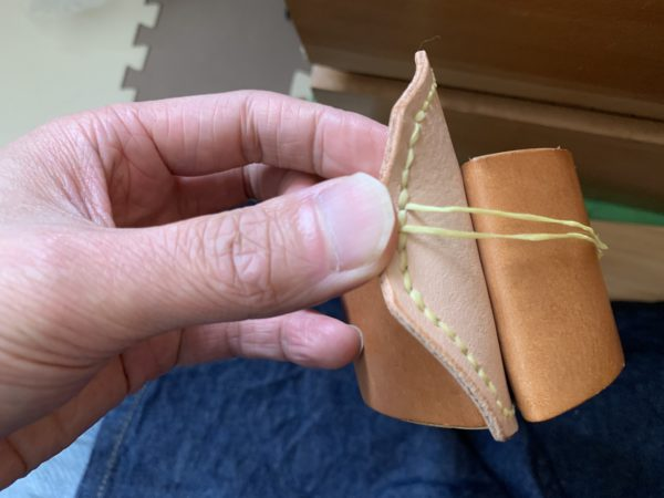 糸の始末 やり方 写真2