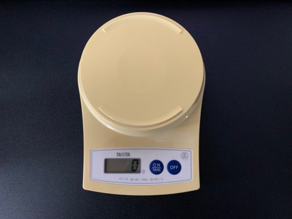 TANITA計量器 写真1