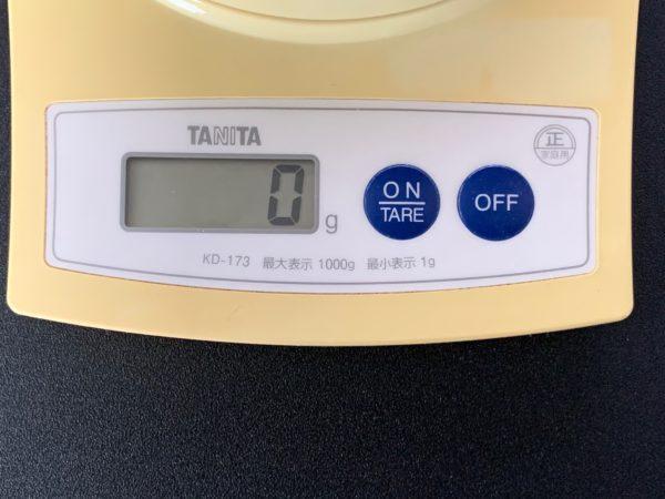 TANITA計量器 写真2