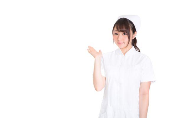 看護師女性 写真