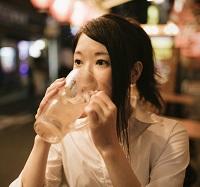 飲み会女子 写真