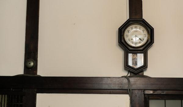 壁掛け時計 写真