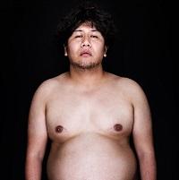 ダイエット失敗男性 写真