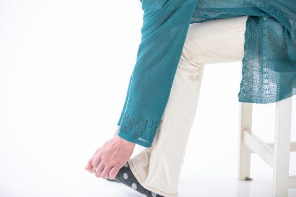 足の痛み 写真