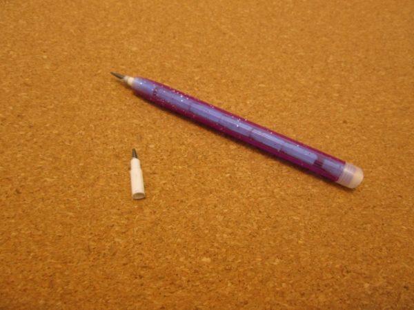 ロケット鉛筆 写真
