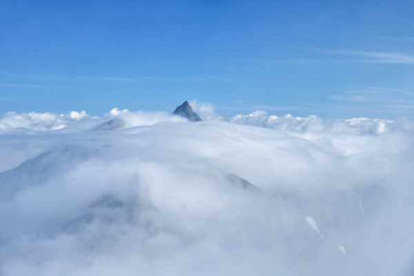 雲のやすらぎ 写真