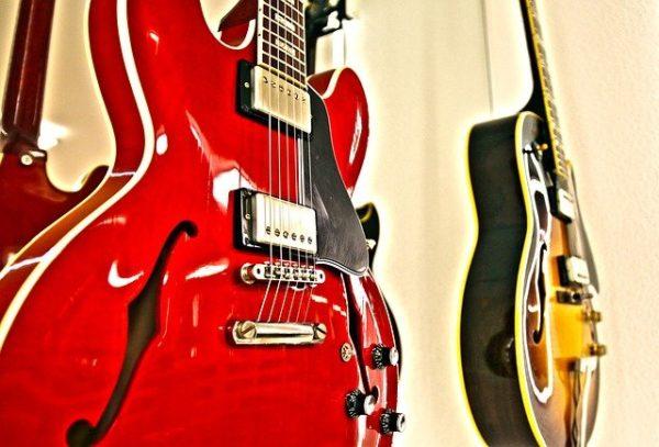 ギブソン ギター 写真