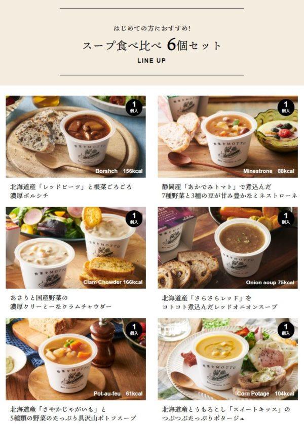 野菜をMOTTO トライアルセット 画像