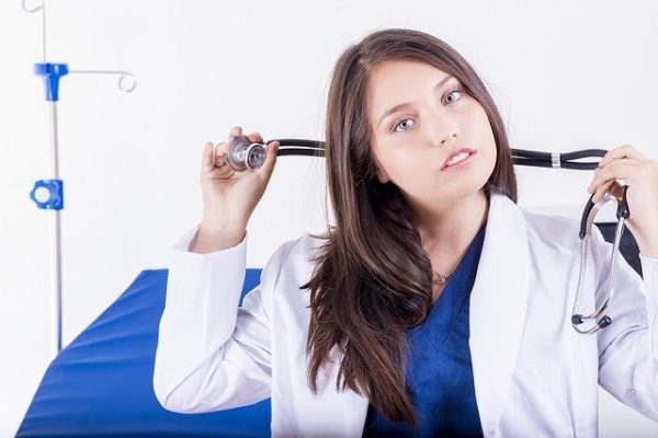 女医 写真