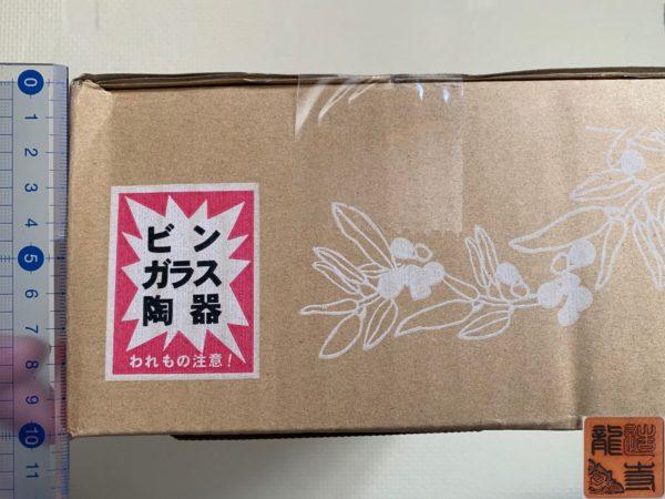 黄酸汁 豊潤サジー 梱包状態 写真