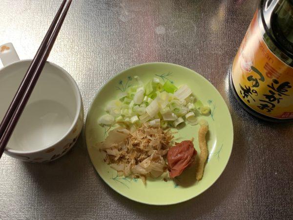 龍造寺家直伝 自家製スープ 材料 写真