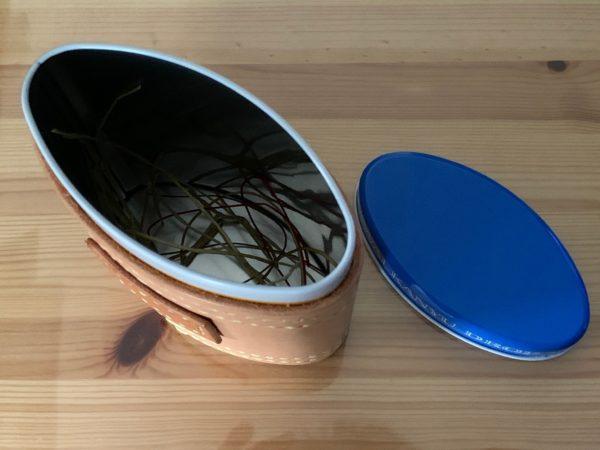 肝油 空き容器 活用例 写真