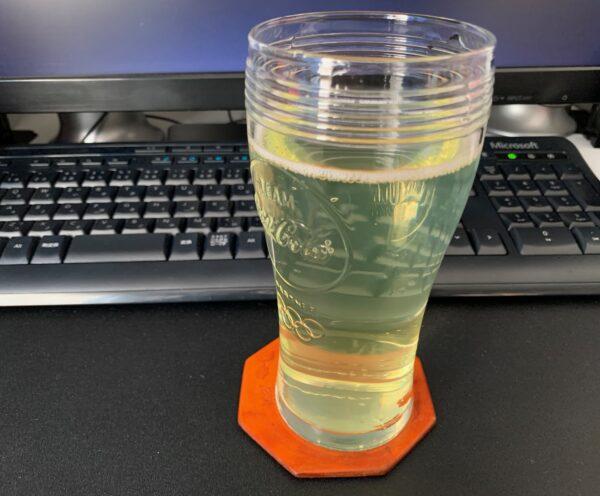 TAIGA特製 自家製健康ジュース 写真