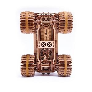 ウッドトリック モンスタートラック 画像