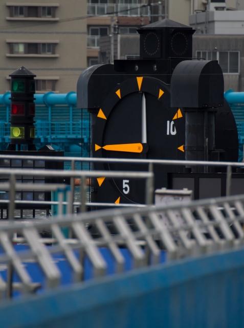 競艇 大時計 写真