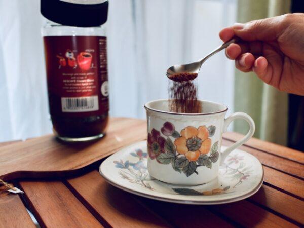 インスタントコーヒー 写真