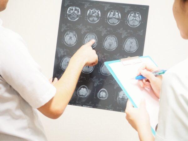 MRI検査 写真