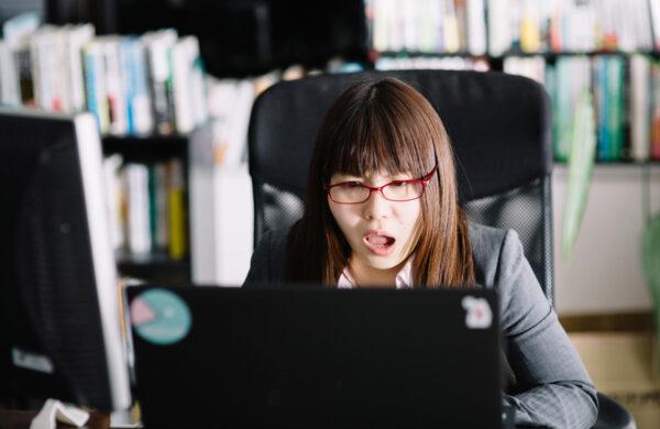 メール受信トラブルの症状を掘り下げる 写真